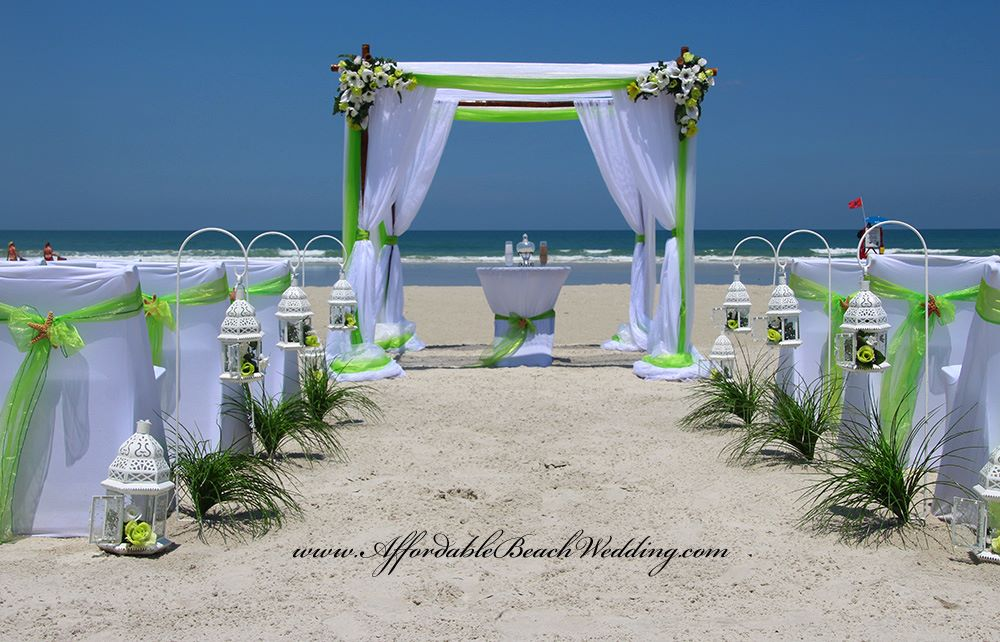Affordable Daytona Beach Weddings: Daytona And New Smyrna Beach Weddings