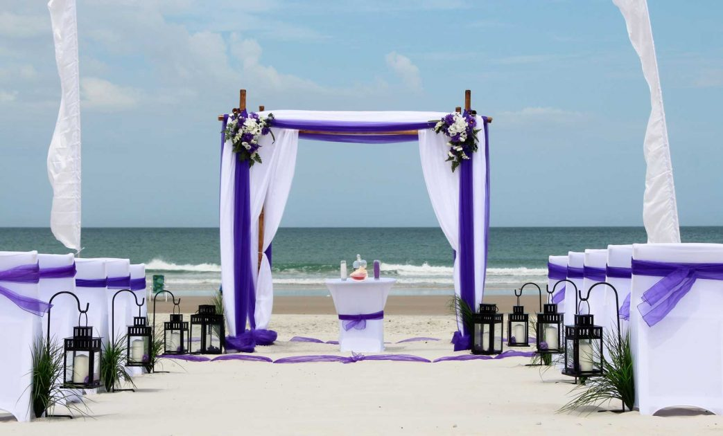 Beach Weddings In New Smyrna And Daytona Florida