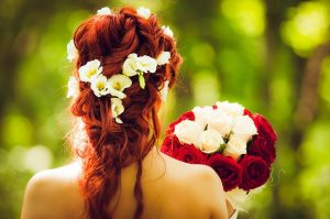 Affordable Beach Wedding Special Occasion Hair
