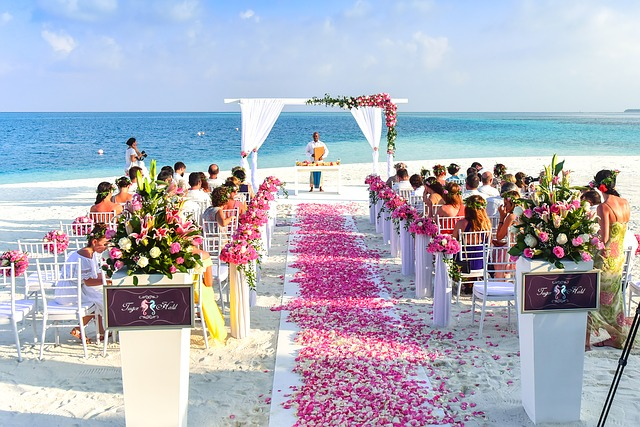Perfect Beach Weddings Affordable