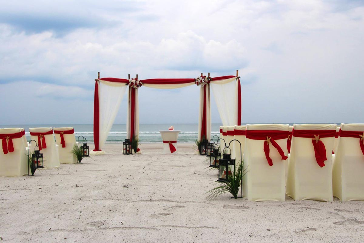 Affordable Daytona Beach Weddings: Affordable Beach Wedding