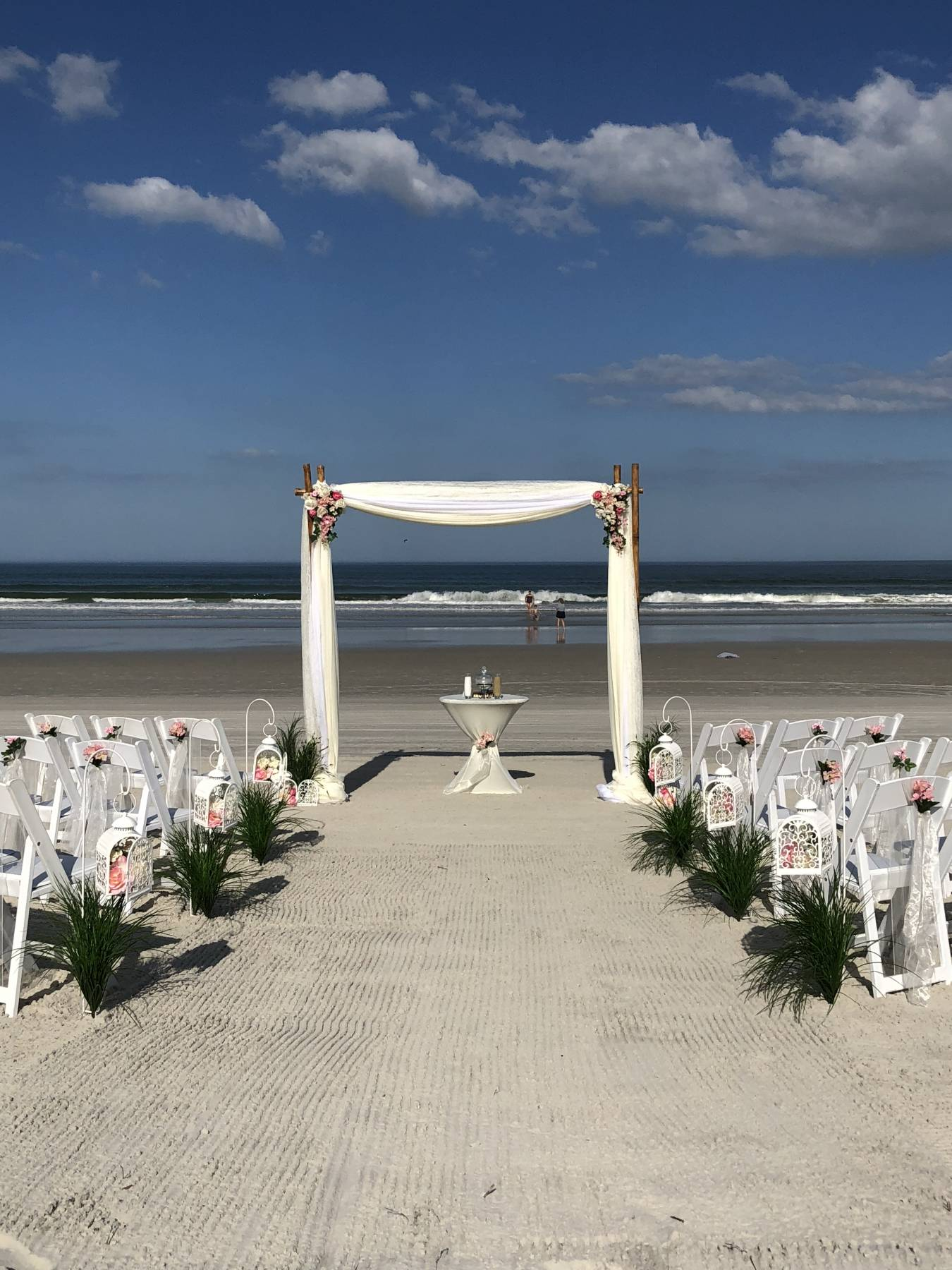 Daytona And New Smyrna Beach Weddings